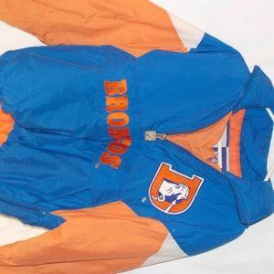 Vintage Broncos Starter Jacket